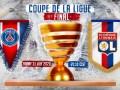 法联杯决赛宣传片:内马尔PK奥亚尔 巴黎里昂巅