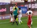 """足球场的排球时刻:中超2将惊天""""大帽"""" 苏神世界杯一战成名"""