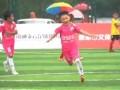 中国足球救世主?8岁天才小将任意球当点球踢 再过12年必成国足王牌