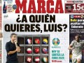 马卡封面:抽签!板鸭欧洲杯对手13选3 阿扎尔伤缺贝尔迎良机