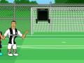 世界足球先生恶搞挑战三部曲 C罗被激怒踢飞梅西
