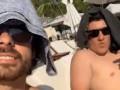阳光沙滩生活愉快 高拉特海边度假享受假期时光