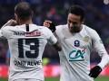 回顾上赛季法国杯决赛:内马尔挑射建功 巴黎遭雷恩逆转