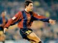 传奇!21年前今天哈维斩获西甲首球 头槌制胜巴萨全取三分