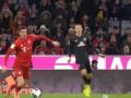 第47分钟拜仁慕尼黑球员库蒂尼奥射门-绝佳机会被扑