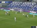 第83分钟萨索洛球员米尔迪尔射门 - 被扑