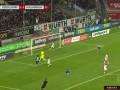 第82分钟门兴格拉德巴赫球员诺伊豪斯进球 杜塞尔多夫1-4门兴格拉德巴赫