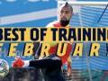 巴萨2月训练名场面:比达尔&梅西2人转 又见轮胎训练法