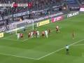 第3分钟门兴格拉德巴赫球员本塞拜尼射门 - 被扑