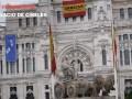 宁静!马德里昨日城市景象 皇马球迷想念西贝雷斯广场吗?