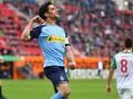 德甲-施廷德尔造3球本塞拜尼建功 门兴3-2客胜奥格斯堡