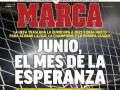 马卡今日头版:西甲有望6月末完赛 西班牙人一队6人检测呈阳性