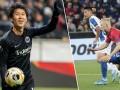 亚洲球员欧联小组赛8球全收录:镰田大地两脚踢翻阿森纳
