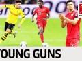 德甲半程5大超新星:桑乔强势领衔 拜仁两18岁天才入选