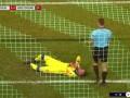第47分钟沃尔夫斯堡球员韦格霍斯特进球 科隆2