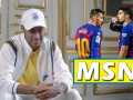 怀念MSN!内马尔:梅西永远是严肃脸 而苏亚雷斯=开玩笑大王