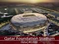 恒大新球场造型辣眼睛?一睹2022卡塔尔世界杯球场什么样