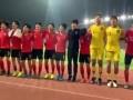 连续4届杀入U23亚洲杯4强!韩国国奥谢场致敬远征球迷
