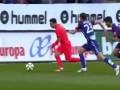 5年前的今天梅西奉献完美表演 点球+头球破门完成梅开二度