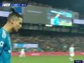 第81分钟尤文图斯球员C·罗纳尔多射门-绝佳机会打偏