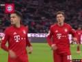 第45分钟拜仁慕尼黑球员库蒂尼奥进球 拜仁慕尼黑1-1云达不莱梅
