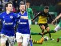 德国杯本轮五佳球:猛人背身单打阿拉巴 多特17岁神童画彩虹