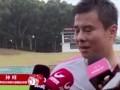 友谊赛火热开打!上港教练组PK媒体记者队