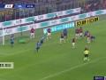 坎德雷瓦 意甲 2019/2020 国际米兰 VS AC米兰 精彩集锦