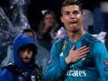 无解倒钩在列!欧足联官方60秒回顾C罗2018年