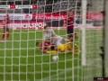 第54分钟勒沃库森球员哈弗茨进球 弗赖堡0-1勒沃