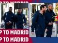 出发啦!巴萨国家德比赛前Vlog 跟梅西一起飞往马德里