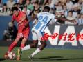 西甲时光机:武磊上季客战莱加内斯 射门被扑造进球+错失单刀