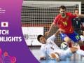 5人制世界杯西班牙4-2逆转日本 斗牛士精彩吊射技惊四座