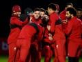 大咖连连看-利物浦联赛一路高歌猛进 曼联能否再次扮演终结者?