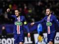 法国杯-卡瓦尼2射1传萨拉维亚双响 巴黎6-0轻松晋级