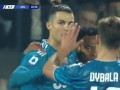 第39分钟尤文图斯球员C·罗纳尔多进球 斯帕尔0-1尤文图斯