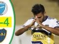 阿根廷超级联赛杯-萨拉维奥建功 博卡4-1客胜戈多伊克鲁斯