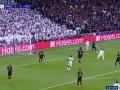第71分钟皇家马德里球员拉莫斯射门 - 被扑