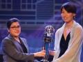 亚足联颁奖:李影无缘亚洲足球小姐 国足克星当选亚洲足球先生