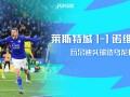 英超-普基破门瓦尔迪头球造乌龙 莱斯特城1-1诺维奇