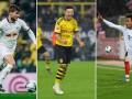德甲本轮最佳阵容:诺伊尔领衔拜仁3将 桑乔PK维尔纳