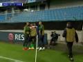 第52分钟费伦茨瓦罗斯球员乌祖尼进球 莫尔德0