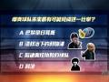 大胆预测!五大联赛下一支不败夺冠球队 刘焕贺宇齐推大巴黎
