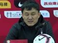 郝伟:这场胜利与教练组毫无关系 都是媒体鼓励的结果