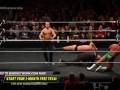 NXT第二届全英接管大赛:布莱克浦站 全英冠军赛 沃尔特VS乔-科菲