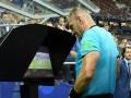 欧足联主席呛声VAR:裁判=决定者 而不是在车里看录像的那些