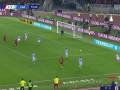 第73分钟罗马球员克鲁伊维特射门 - 打偏