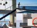 C罗在哪隔离?5千万超级别墅!4层360度海景+屋顶露天泳池