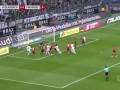 第3分钟门兴格拉德巴赫球员马库斯·图拉姆进球 门兴格拉德巴赫1-0弗赖堡