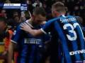 第70分钟国际米兰球员德弗里进球 国际米兰3-2AC米兰
